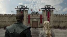 King's Landing's Gates S08E04 ©HBO